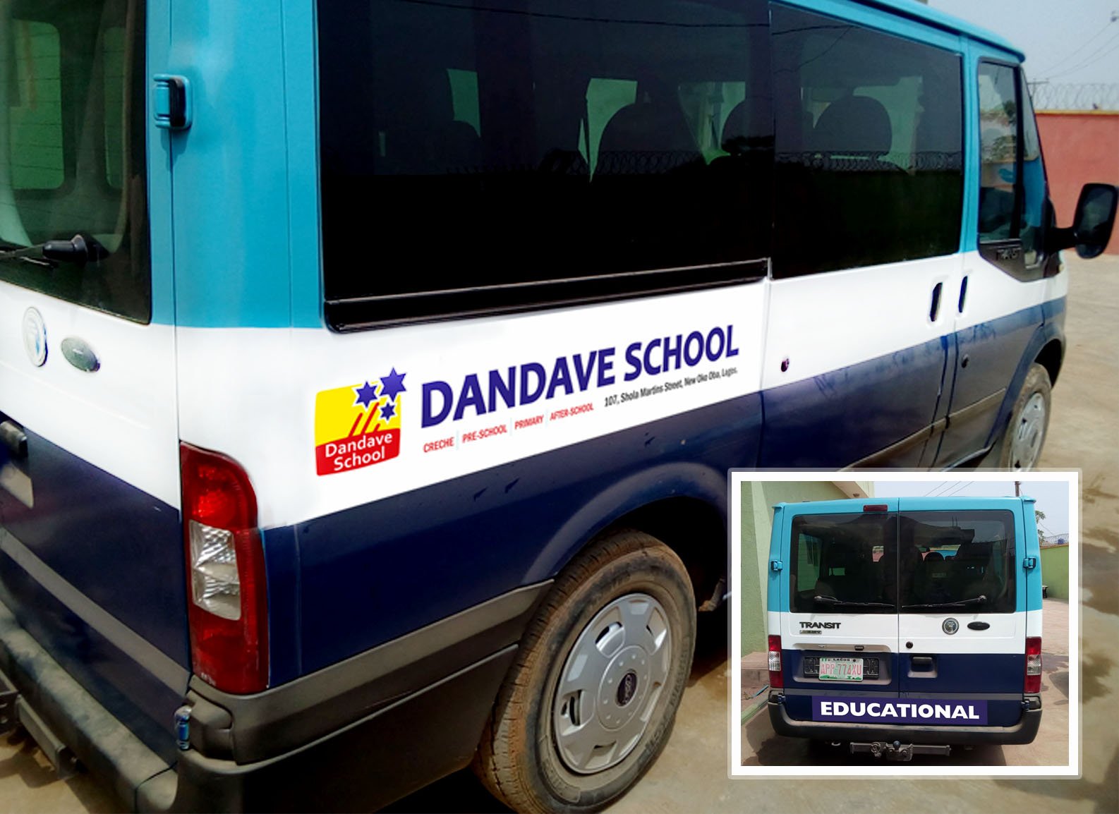Bus Branding 1