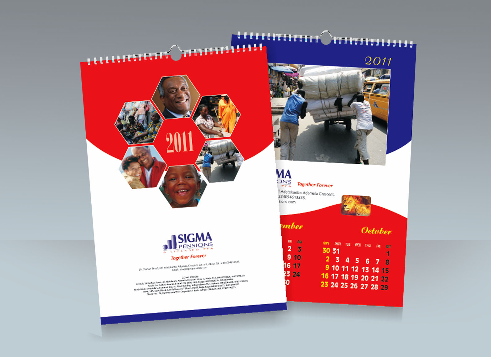 Calendar - 12