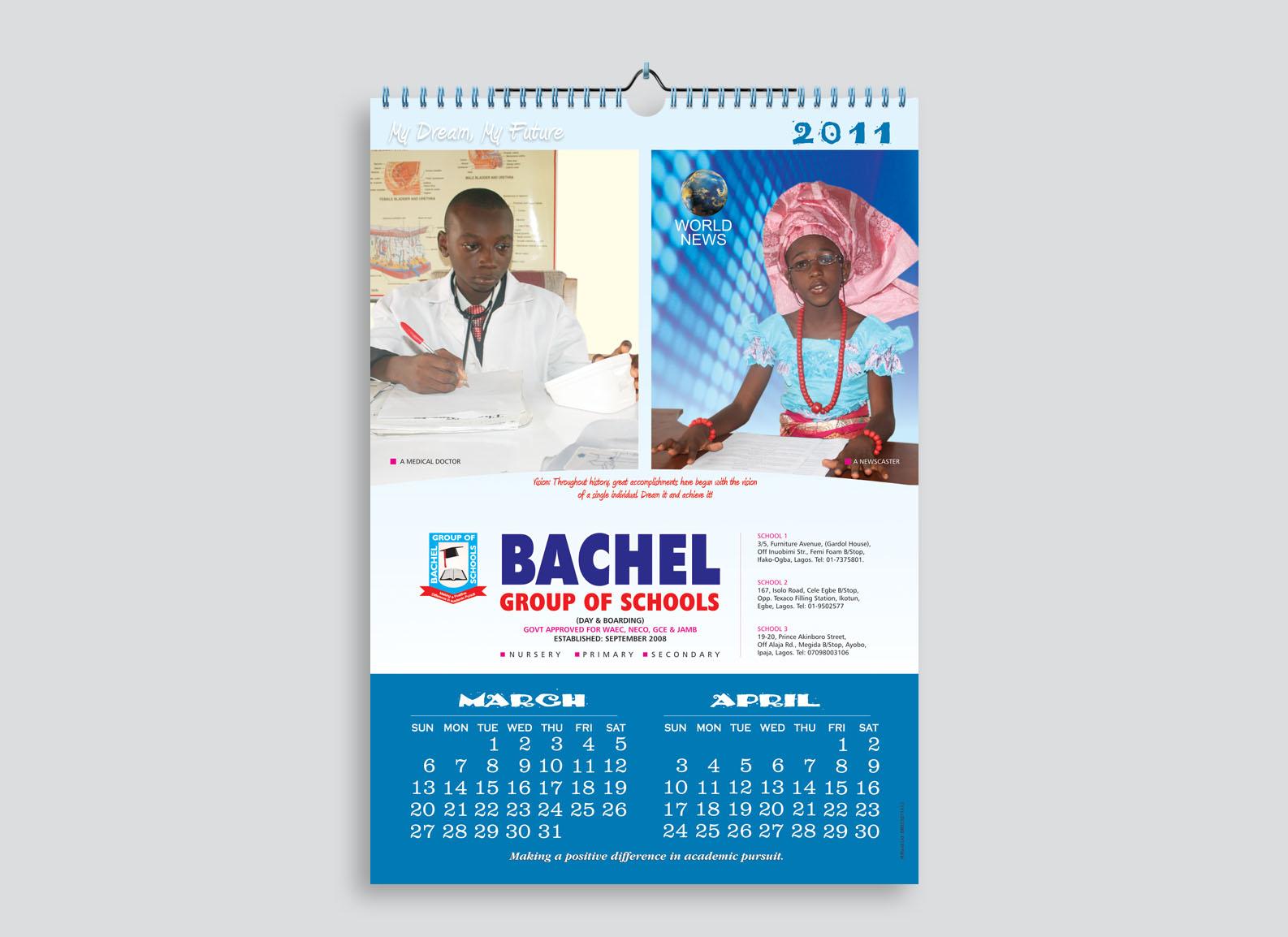 Calendar - 4
