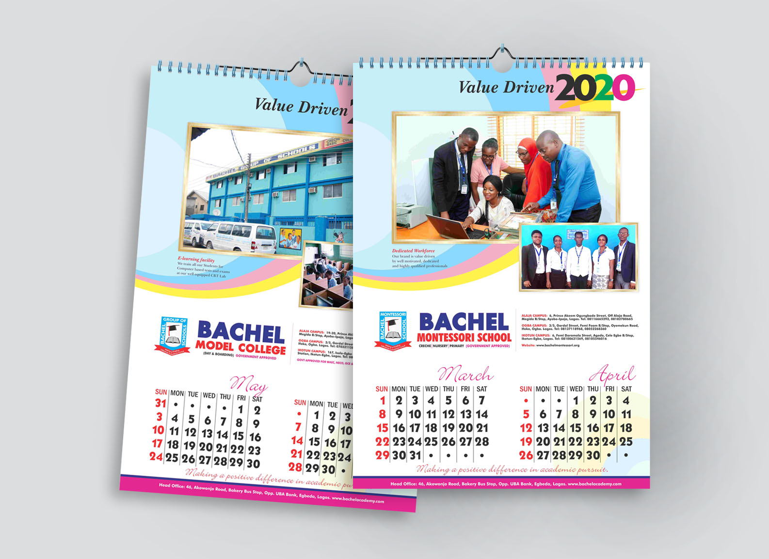 Calendar - 6