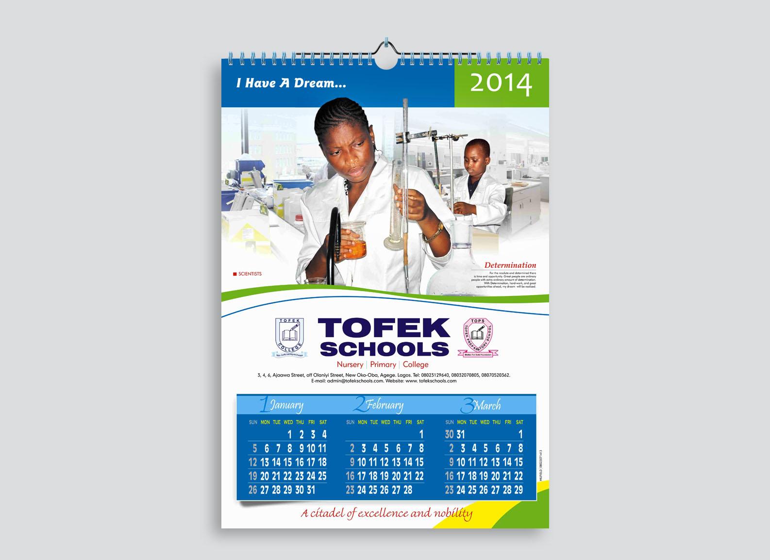 Calendar - 9